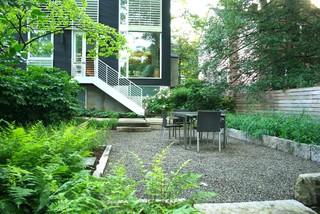 Garden Design By Carolyn Mullet philadelphia avenue - contemporary - patio - dc metro -carex