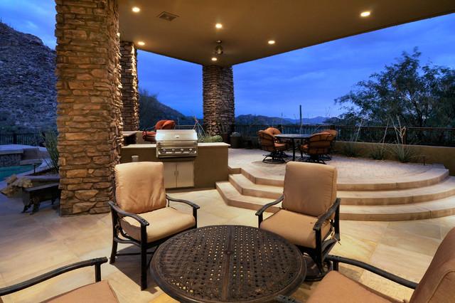 Pierce Residence contemporary-patio