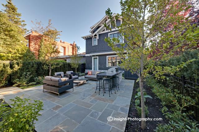 Pinnacle Homes contemporary-patio