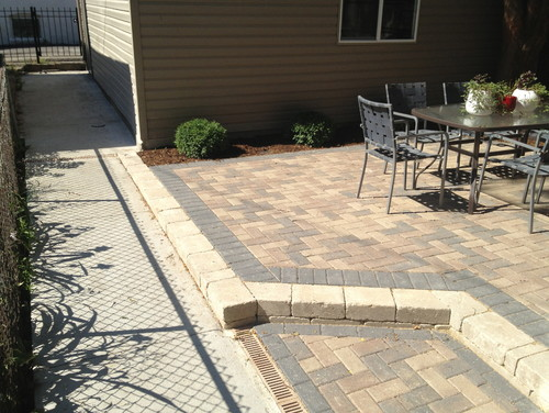 Outdoor Pavers Logan : Pitch problems logan square chicago ? more info