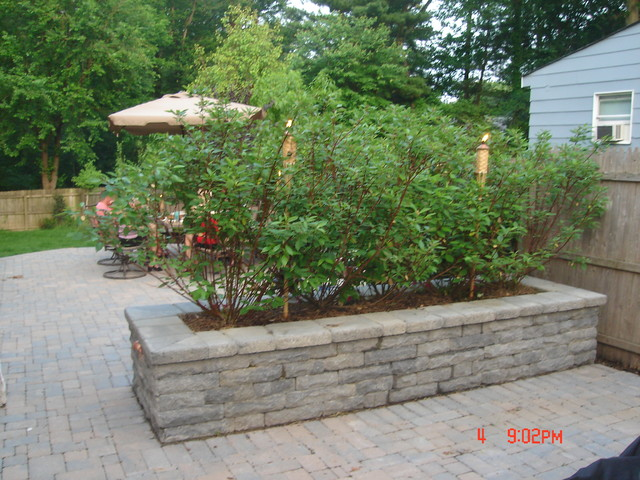 Superb Planter Boxes And Beds Traditional Patio