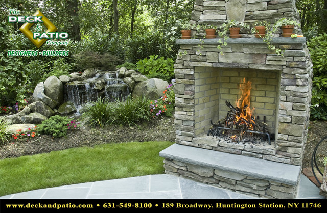 Captivating Ponds Waterfalls Water Features Water Gardens Traditional Patio