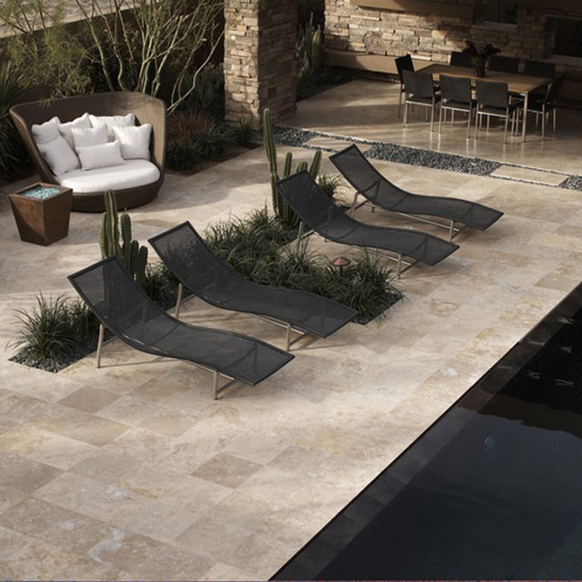 Pool amp Patio Modern Los Angeles By Canyon