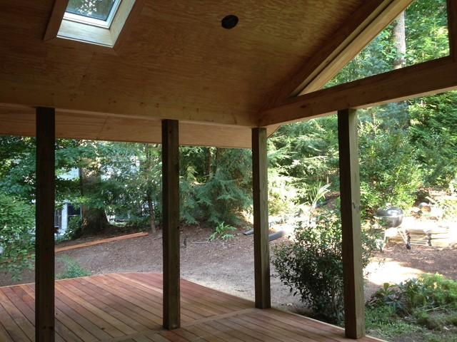 Porch traditional-patio