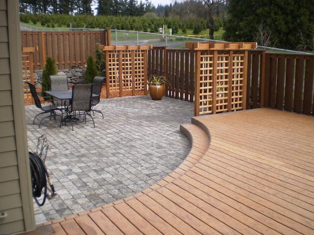 Portland patio for Patios portland oregon