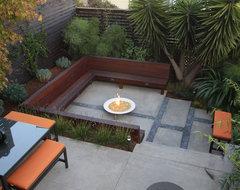 Potreo Hill Modern modern-patio