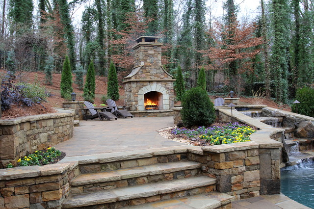 Price pool and outdoor living space modern patio for Cost of outdoor living space