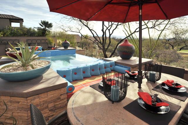 Prideaux Design modern-patio