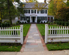 Princeton Colonial traditional-patio