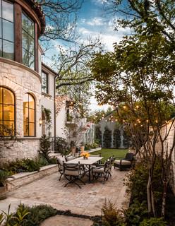 Princeton Residence 2 - Mediterranean - Patio - Dallas