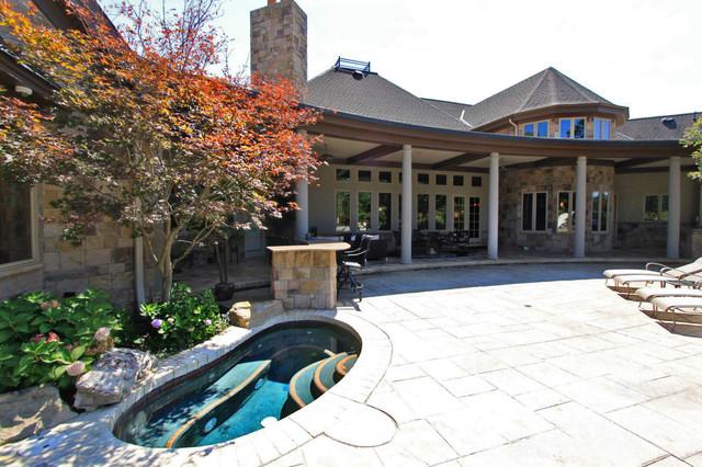 Private luxury estate for sale in medina ohio for Private estates for sale