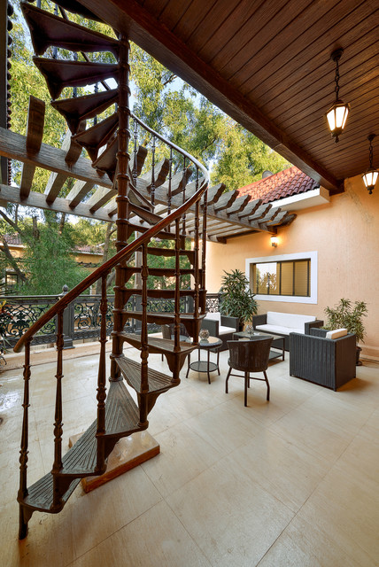 Private Residence mediterranean-patio