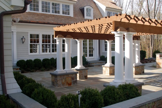 Private Residence - Harding, NJ traditional-patio
