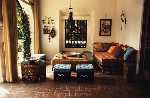 Private Residence in Los Angeles, 10,000sq.ft mediterranean-patio