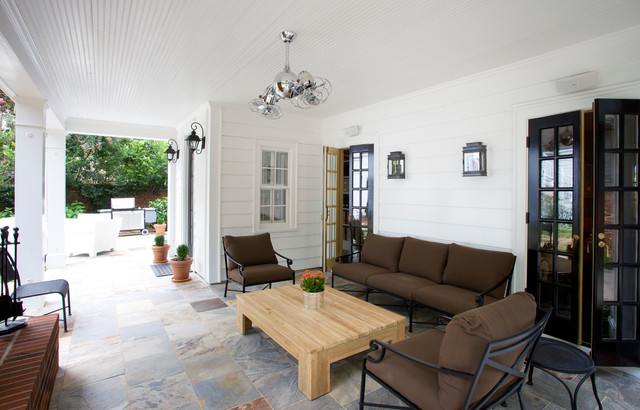 Feature Homes from Urban Home Magazine contemporary-patio