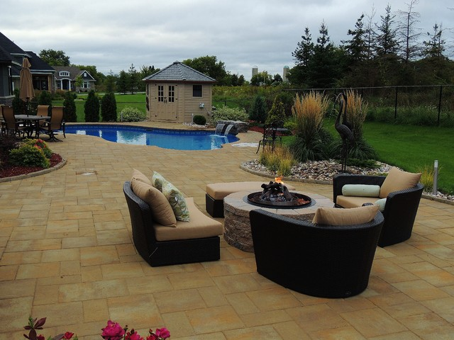 Projects 2013 for Courtyard landscaping ottawa