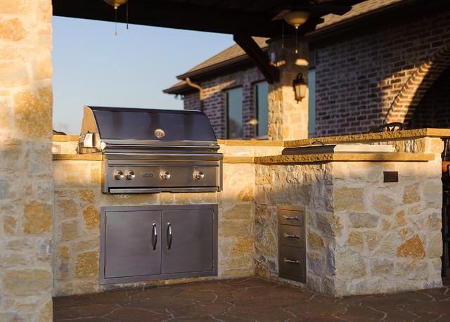 Prosper, TX traditional-patio