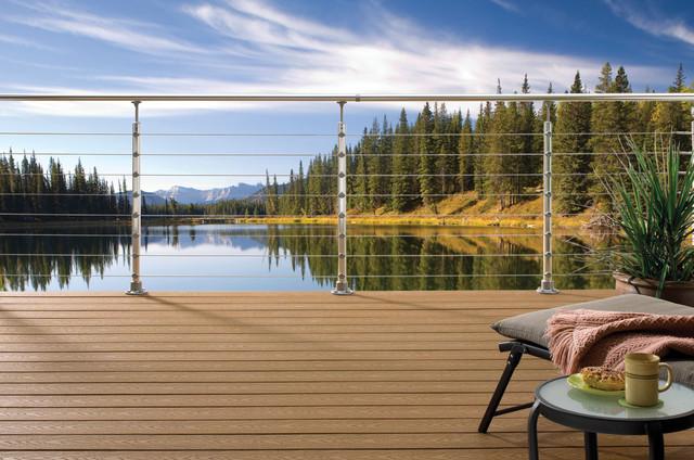 Prova Railing System contemporary-patio