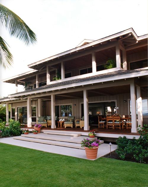 Puako 1 tropical patio