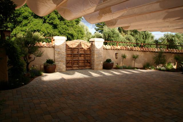 Ramekins mediterranean-patio