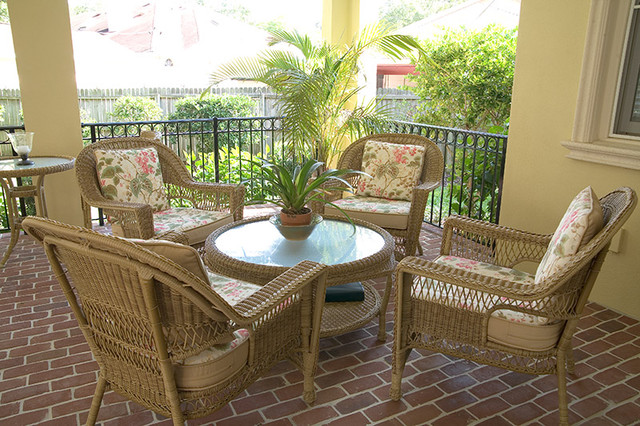 Ramos Design Build Corporation - Tampa mediterranean-patio