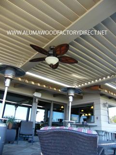 Equinox louvered roof system Rancho palos Verde, Ca ...