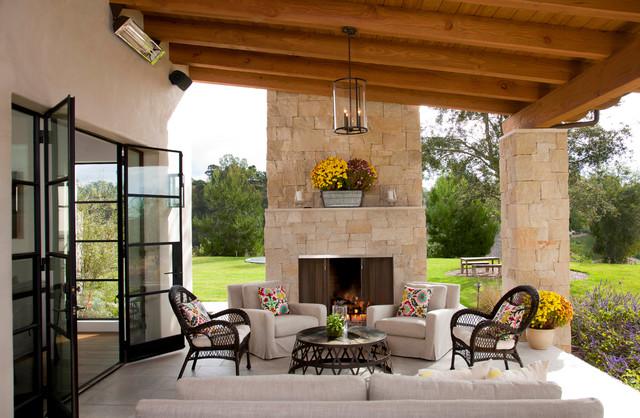 Rancho Santa Fe Mediterranean Patio San Diego By