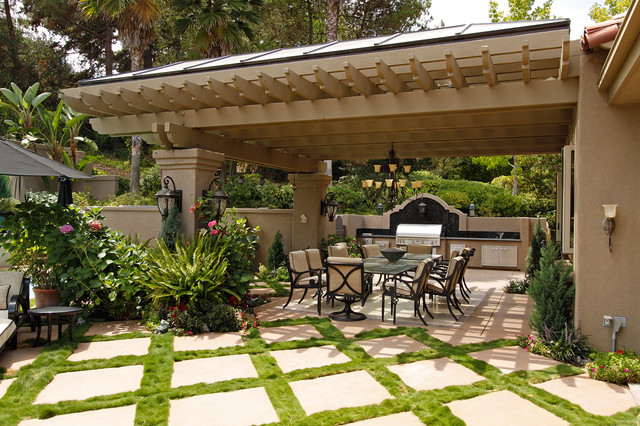 Attrayant Rancho Santa Fe Remodel Traditional Patio