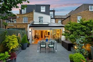 Terraced House Garden Ideas And Photos Houzz