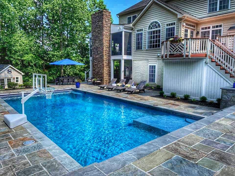 Rectangular Pool Design