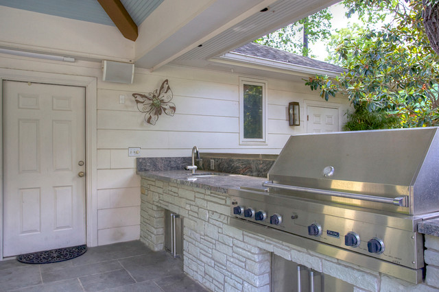 Remodel traditional-patio