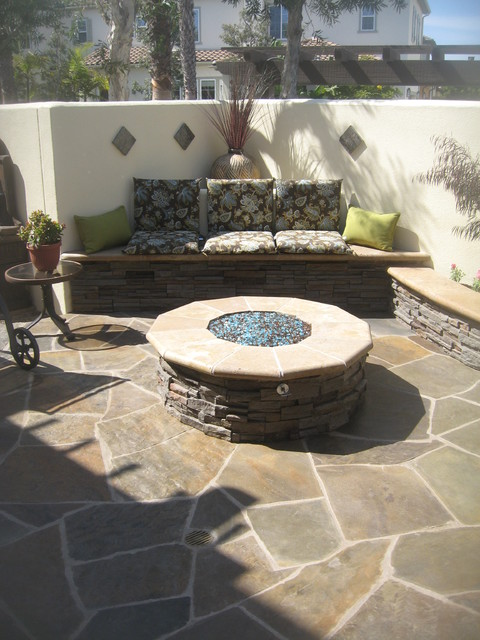 REMODELS traditional-patio