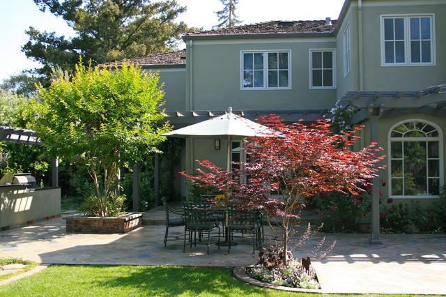 Renovation in Palo Alto traditional-patio