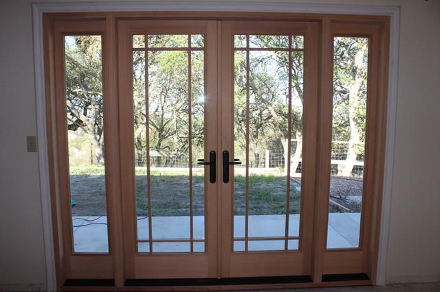 Residential Glass Traditional Patio San Luis Obispo