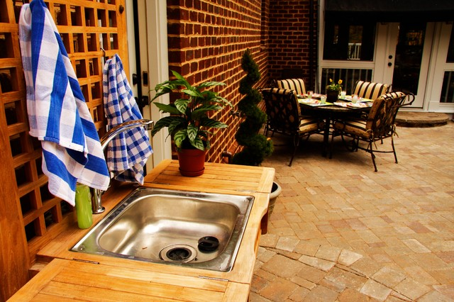 Residential Projects traditional-patio