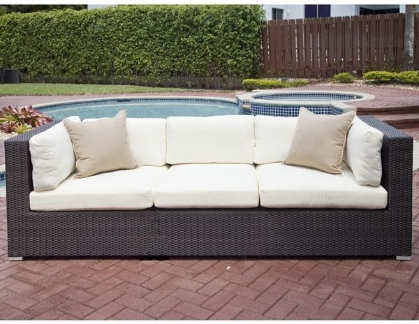 Resort Collection Outdoor Sofa Outdoor Sofas chicago  : outdoor sofas from www.houzz.com size 600 x 464 jpeg 84kB