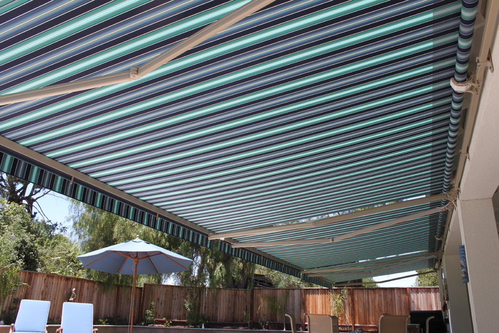Retractable Awnings - Modern - Patio - San Francisco - by ...