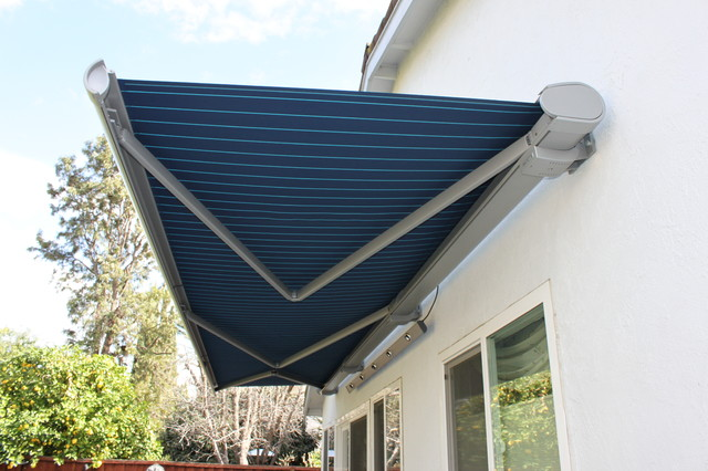 modern retractable awning modern awnings studio design gallery best design retractable. Black Bedroom Furniture Sets. Home Design Ideas