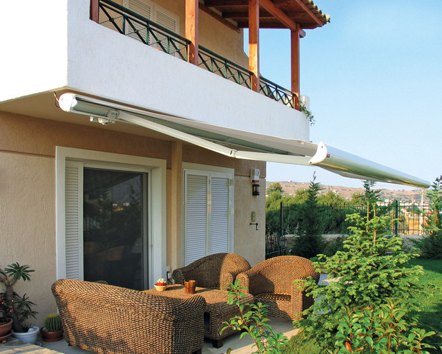 Retractable awnings contemporary patio sydney by