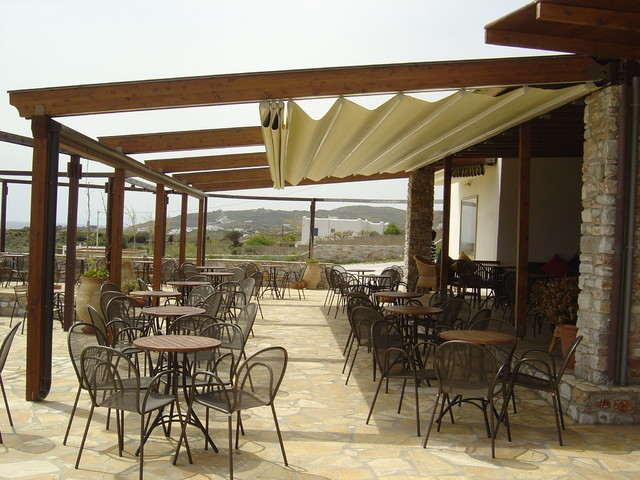 Retractable Roof Structures Modern Patio Other Metro By The Shade Shop