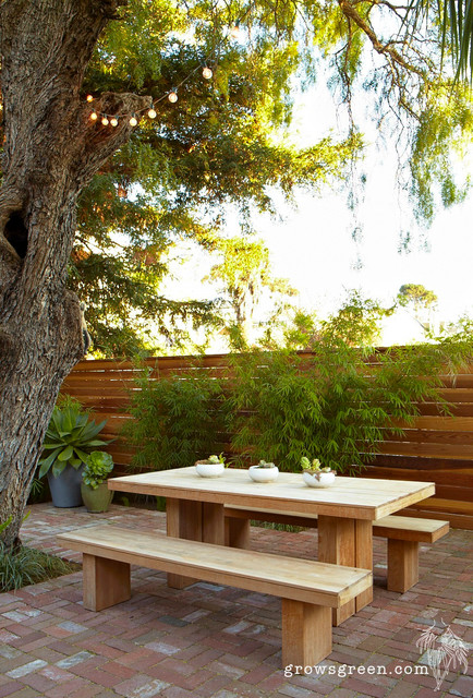 Rhode island garden contemporary patio san francisco for Landscape design ri