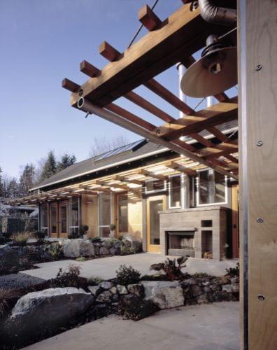 Rhodes Architecture + Light modern-patio
