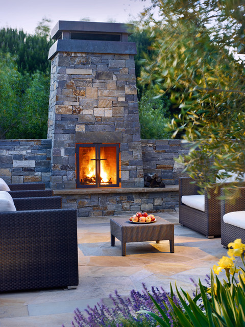 Ridgetop home contemporary patio san francisco by for San francisco landscape architecture
