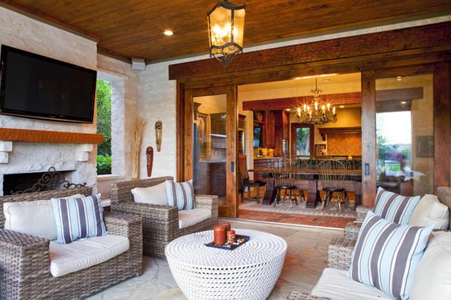 Ridgewood eclectic-patio