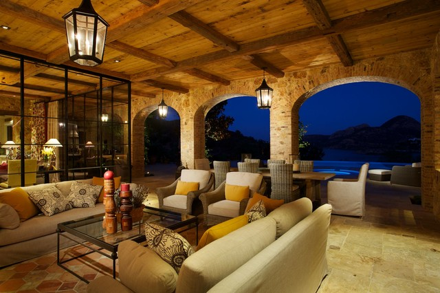 Charming Robb Report Ultimate Home 2013 Mediterranean Patio