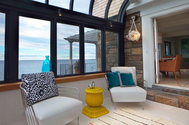 Rockport, Ma Residence contemporary-patio