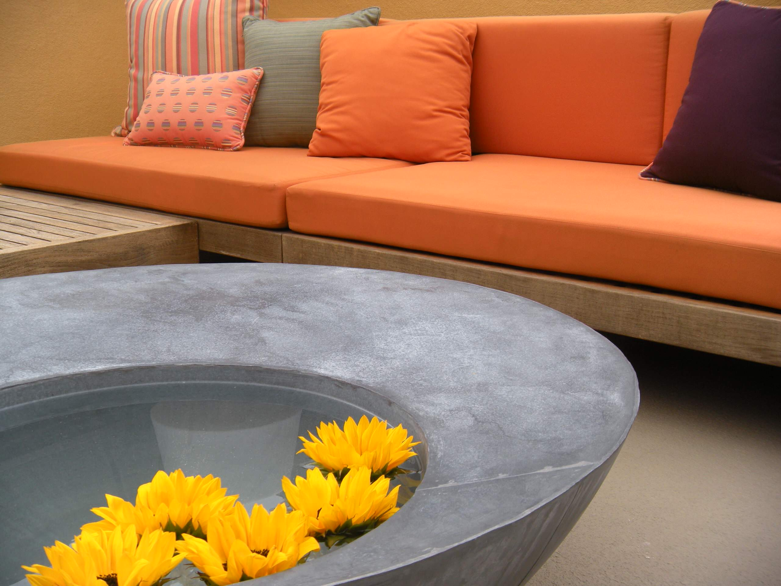 Roof Deck Coffee Table
