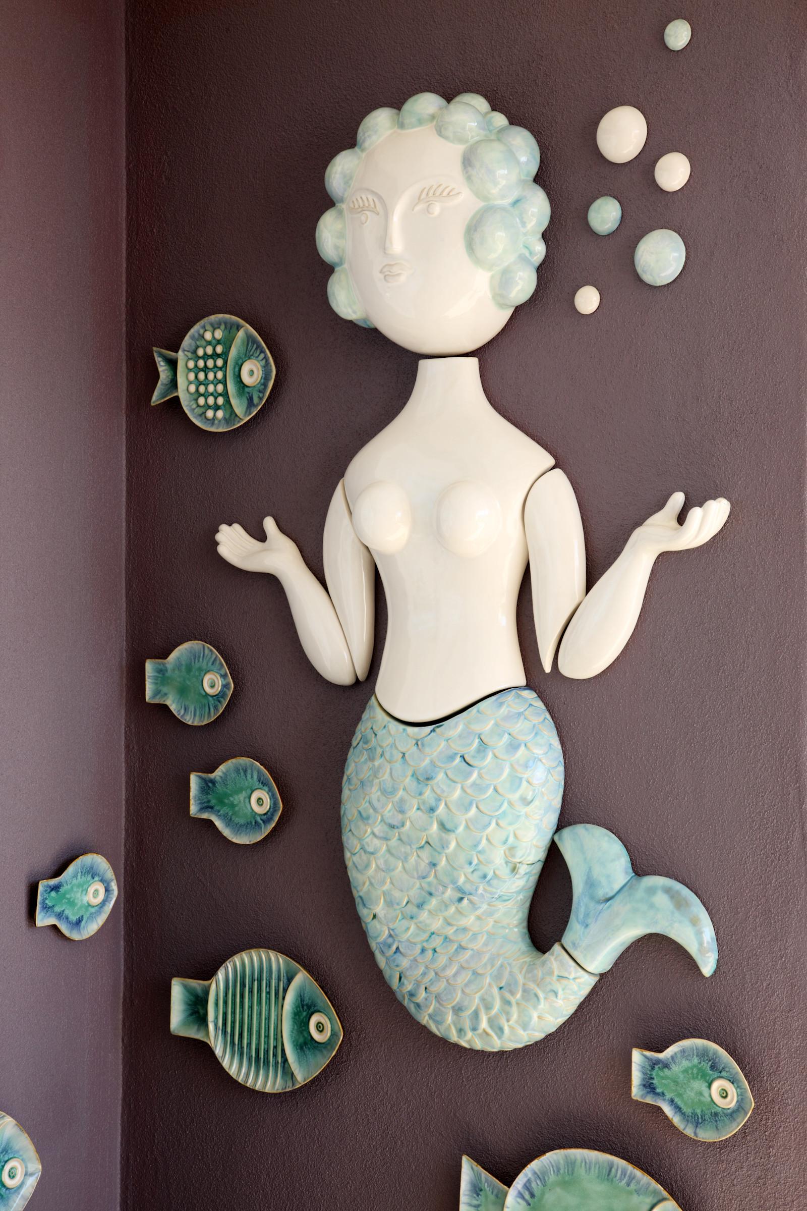 Roof Deck Mermaid