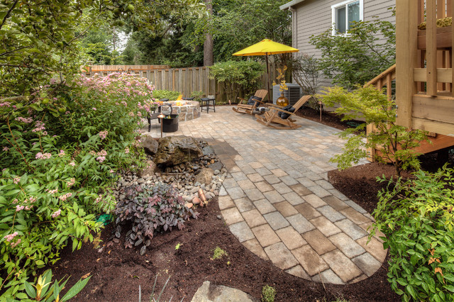 Ross traditional-patio