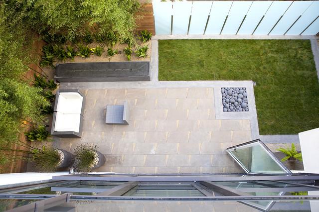 Russian Hill modern-patio